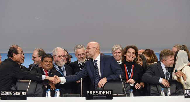 Countries Agree Deal To Breathe Life Into Paris Climate Treaty