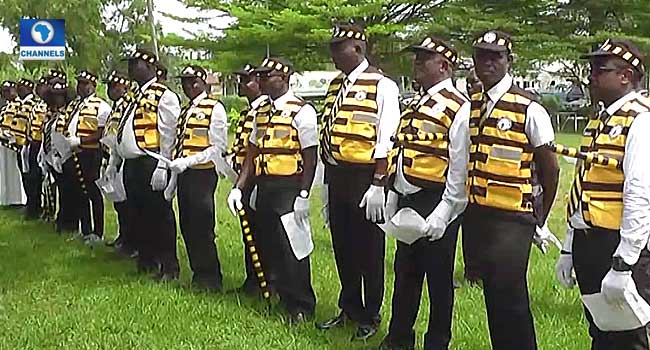 VIO Inducts 33 Special Traffic Mayors In Cross River