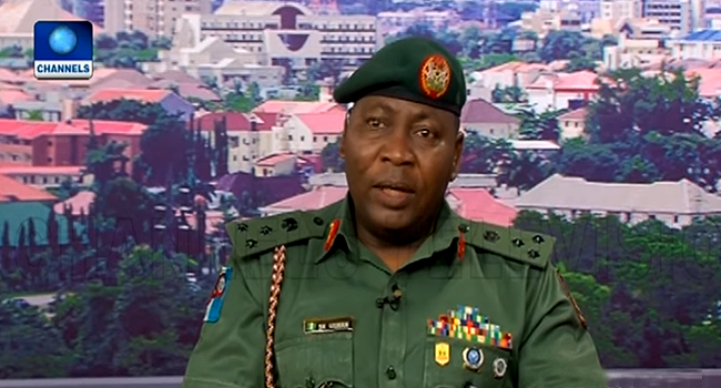 Alleged War Crimes: Army Denies Purported Indictment By ICC