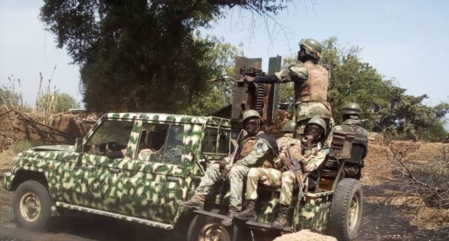 Insecurity: Nigerian Army Asks Katsina Residents To Provide More Information