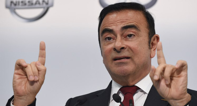 Ex-Nissan Boss Shakes Up Legal Team After Lead Counsel Resigns