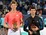 Djokovic Wins Fourth Mubadala Title,Equals Nadal