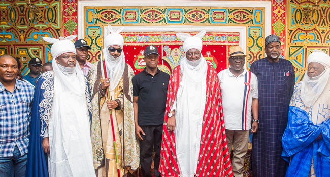 Osinbajo Calls For Increased Respect Of Traditional Institutions