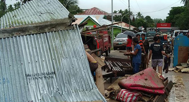 68 Killed As Storm Ravage Philippines
