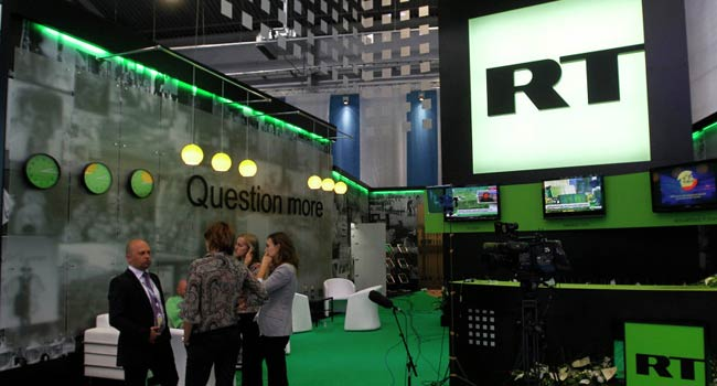 Russia Probes BBC After British Regulator Warns RT