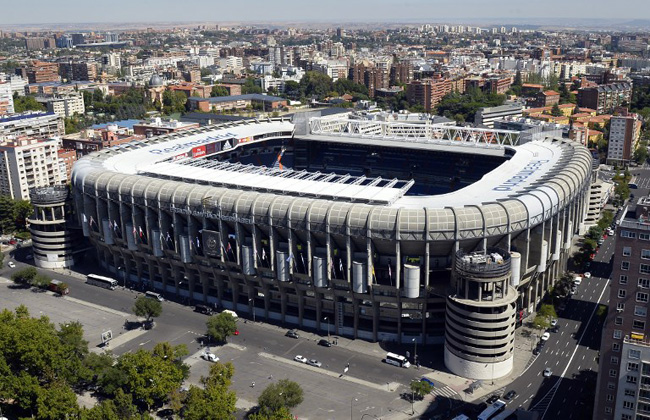 COVID-19: Real Madrid's Stadium To Be Used As Medical Storage Centre