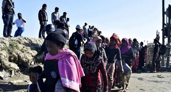 Bangladesh Ready To Repatriate 3,500 Rohingya Refugees To Myanmar