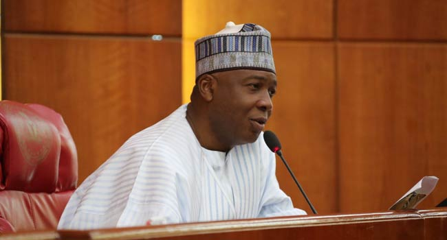 2019 Appropriation Bill Passes Second Reading At Senate