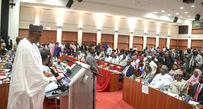 2019: Saraki Condemns Use Of Security Agents To 'Disenfranchise Voters'