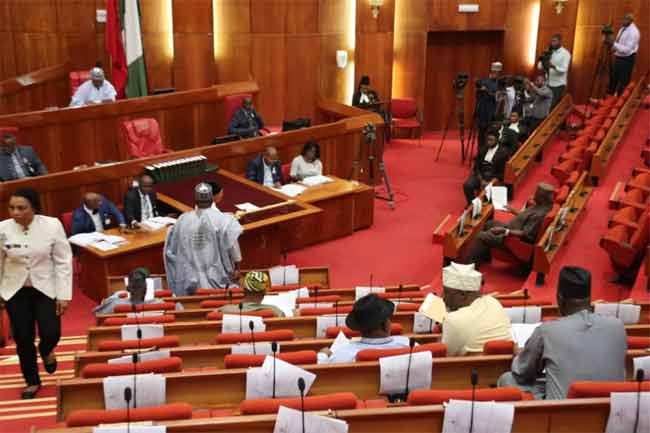 Senate Confirms Appointment Of Tunde Lemo As FERMA Chairman