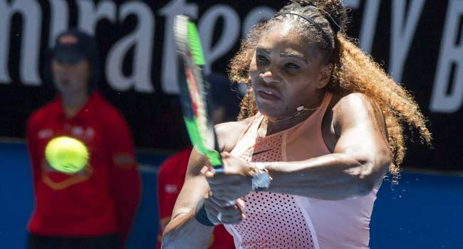 Serena Wins Perth Season-Opener Ahead Of Grand Slam Tilt