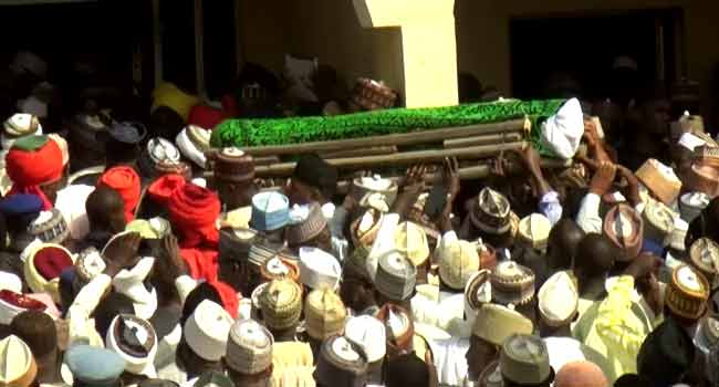 Ex-President Shagari Laid To Rest In Sokoto Amid Tributes