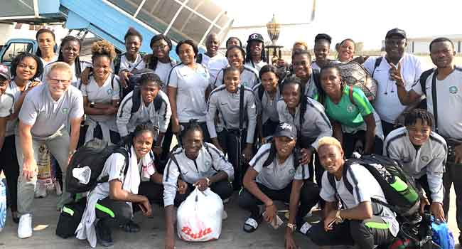 Falcons Coach Dennerby Invites 26 Players For WAFU Women's Cup