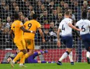 Tottenham Suffer Shock Defeat To Wolves At Wembley