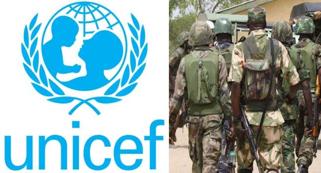 Army Lifts Suspension Of UNICEF's Activities In North East