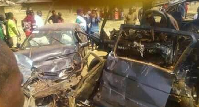 Ortom, David Mark Condole With PDP, Families Of Accident Victims