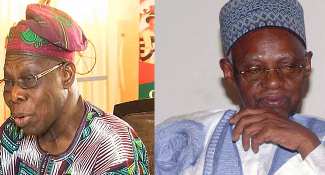 Obasanjo Describes Shehu Shagari As An Achiever