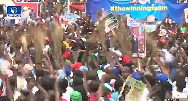 APC Takes Presidential Campaign To Warri
