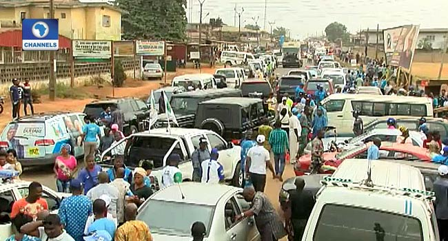 Ogun Governorship Race: Gunmen Disrupt APM Campaign In Ikenne