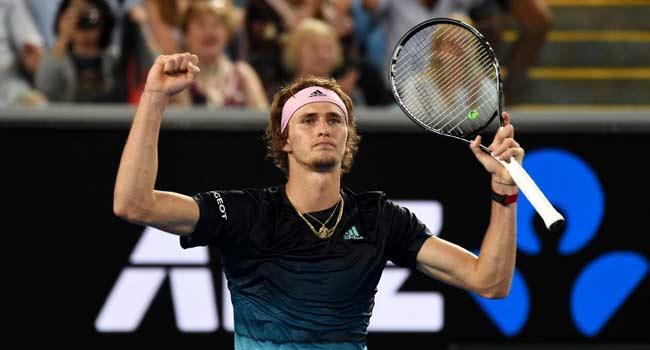 Fourth Seed Zverev Scrapes Into Australian Open Third Round