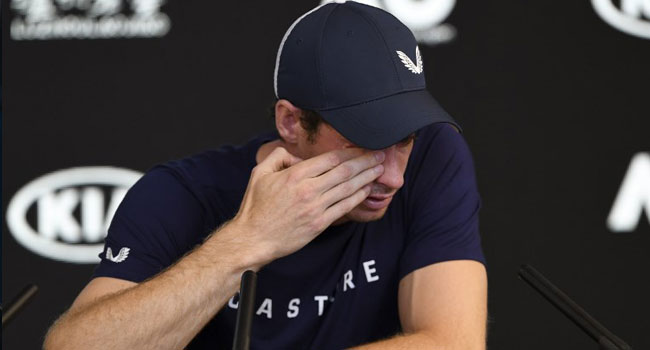 Andy Murray Breaks Down In Tears, Reveals Retirement Plan