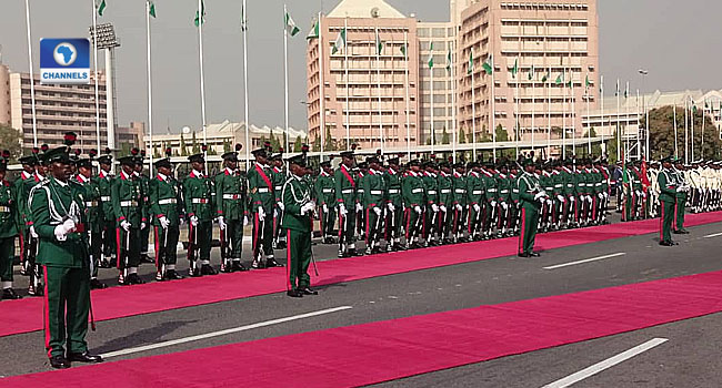 Nigeria Honours Fallen Heroes On Armed Forces Remembrance Day