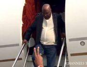 Atiku Lands In Abuja After US Visit