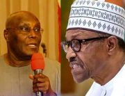 'Choose A Date And Time': Atiku Challenges Buhari To Debate