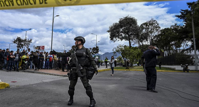 At Least Four Dead In Colombia Car Bombing – Mayor