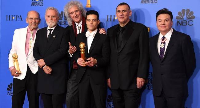'Bohemian Rhapsody' Wins Best Drama Film, Best Actor At Golden Globes