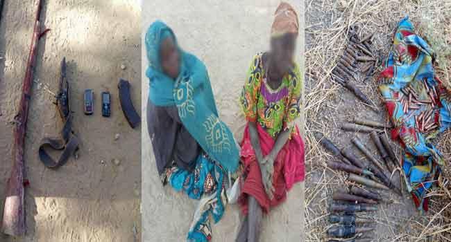 Troops Kill Two Boko Haram Terrorists, Rescue Two Women