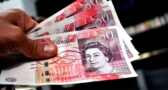 British Pound Rises As Johnson Takes Office