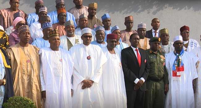 I Will Raise The Standard Of Nigerian Armed Forces – Buhari Tells Shettima