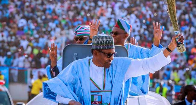 Buhari Takes Presidential Campaign To Kaduna