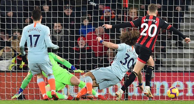 Bournemouth Thrash Chelsea 4-0 In Premier League Cracker
