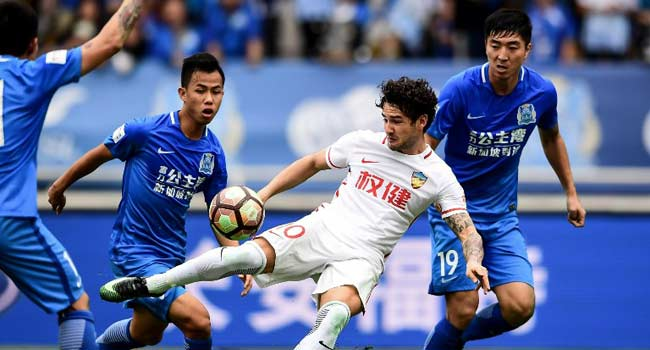 Chinese Football League Season To Start July 25 After Five-Month Delay