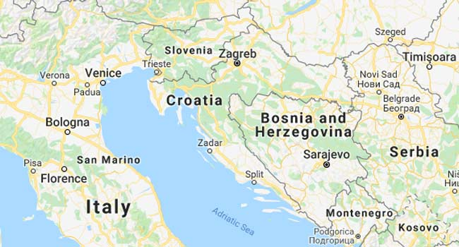 One Killed, Six Injured In Croatia Power Plant Fire