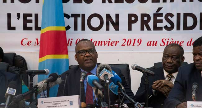 DR Congo Rejects AU's Call To Suspend Final Vote Result