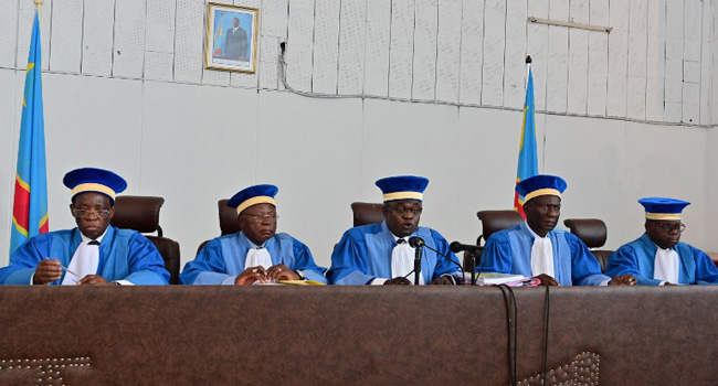 DRC Court Confirms Tshisekedi Winner Of Disputed Presidential Election