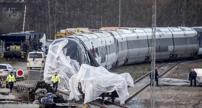 Denmark Identifies Eight Victims Of Rail Accident