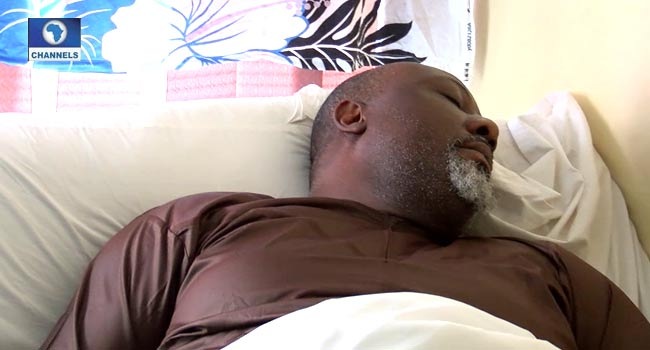 Security Operatives Move Dino Melaye From Police Clinic