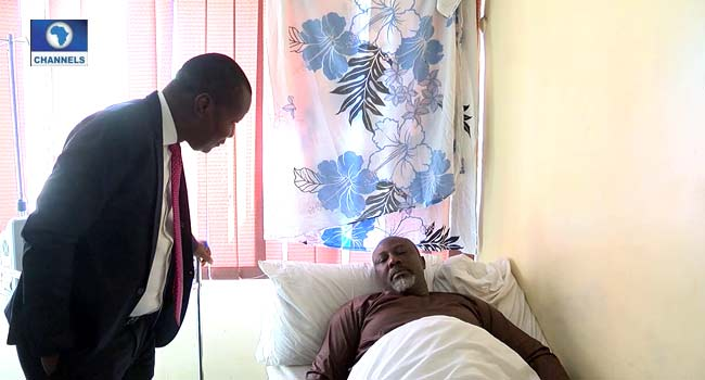 Melaye 'In Good Health', Fit To Stand Trial – Police