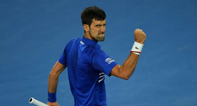 Djokovic Tightens Grip On Top Of Rankings, Federer Slides
