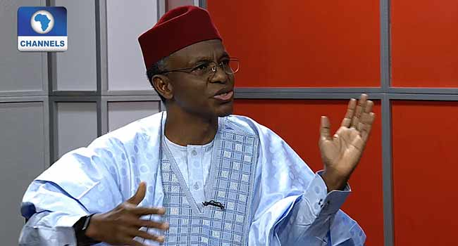 'No Matter Who I Choose, Christians In Southern Kaduna Will Never Vote For Me' – El-Rufai