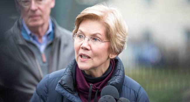 US Democrat Warren Joins 2020 Presidential Race Against Trump