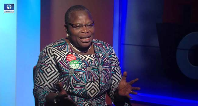 Elections: Amina Zakari Should Be Removed For Integrity Sake, Says Ezekwesili