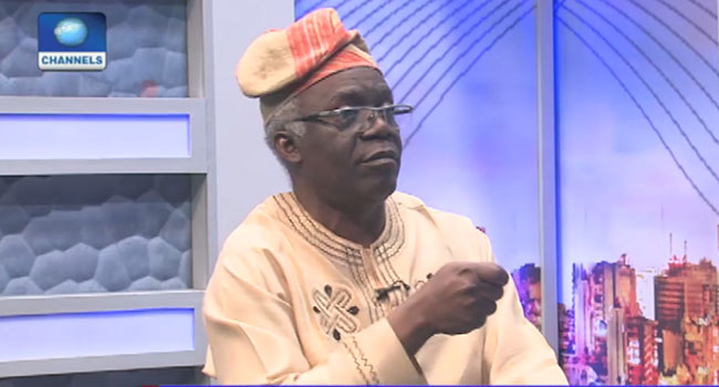 Onnoghen's Suspension: Both Executive And Judiciary Have Failed Nigerians — Falana