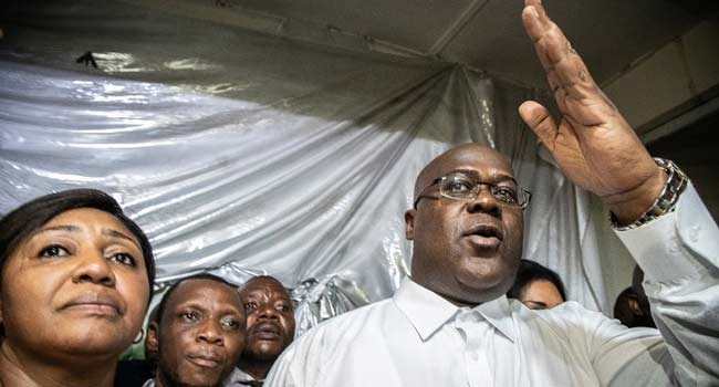 Regional Powers Back Tshisekedi As DRC Leader Despite Dispute