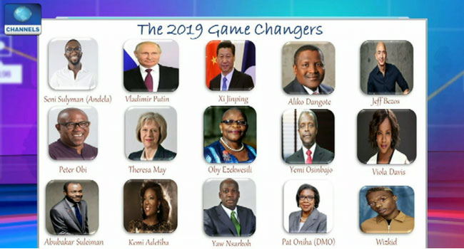 15 'Game Changers' Rewane Says Will Shape 2019