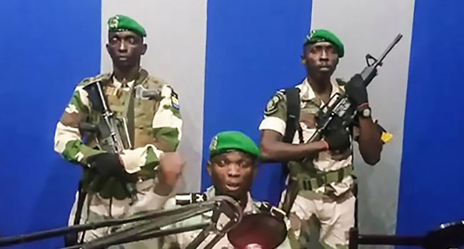 African Union Condemns Coup Attempt In Gabon